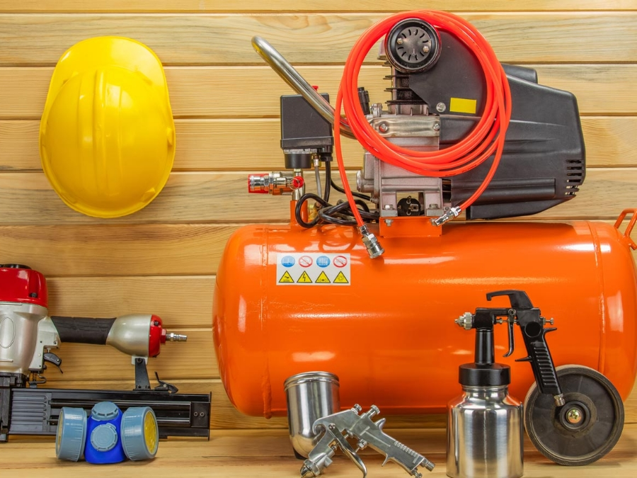 Interesting Facts About Air Compressor